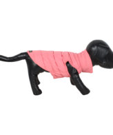 DOUGE COUTURE DOG COLD WEATHER PUFF COAT PEACH (Copy)