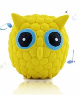 Douge couture Dog Squeaky Owl Toy Chew Toy Chew Squeaky Toy