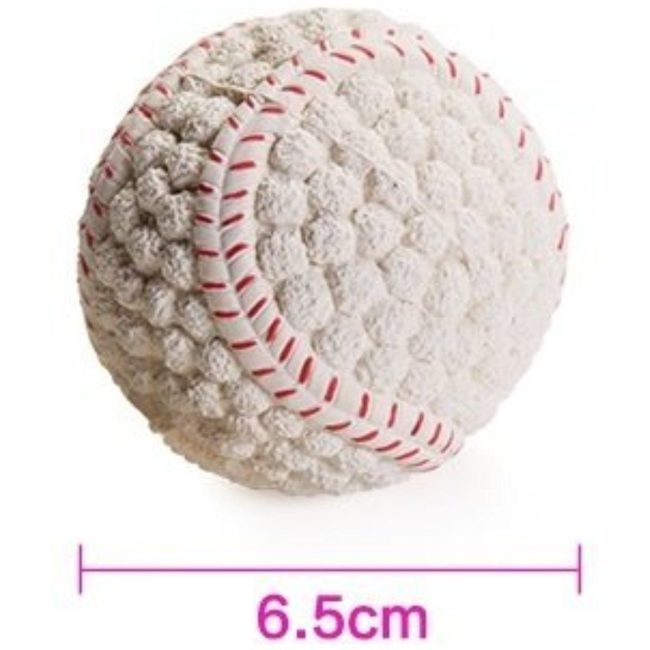 Douge coutureLatex Material Dogs & Puppies Squeaky Baseball