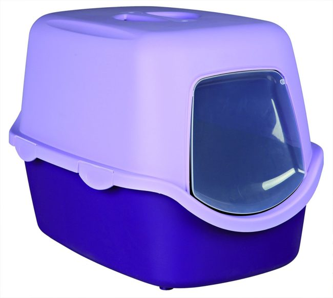 Douge couture Vico Cat Litter Tray with Dome