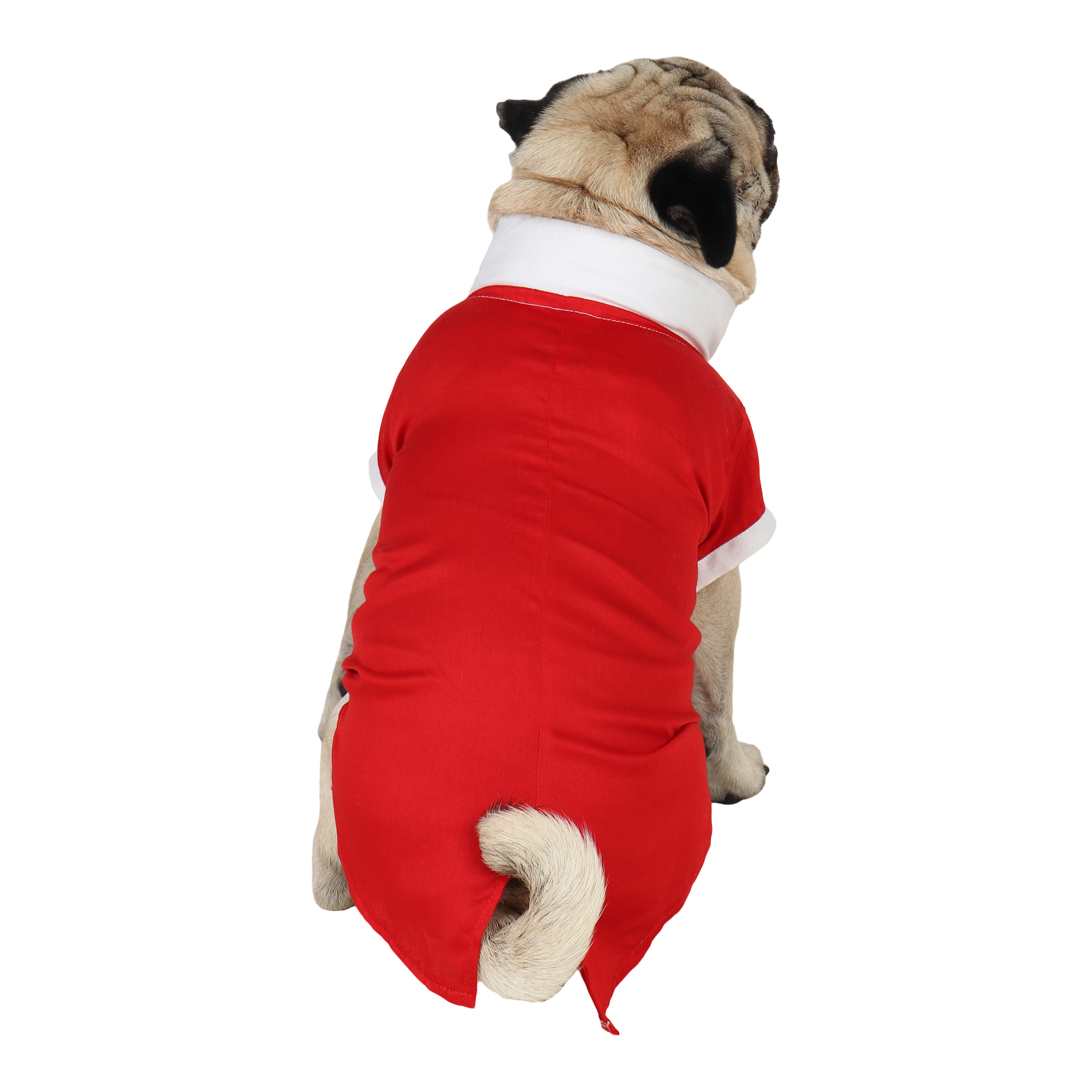 DOUGE COUTURE Party Tuxedo for Dogs (red)