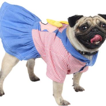 Dog Clothes (cute doll dress)