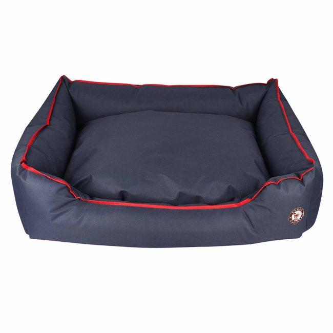 Dog Bed (Microsuede Fabric Waterproof Summer Cool Beds)