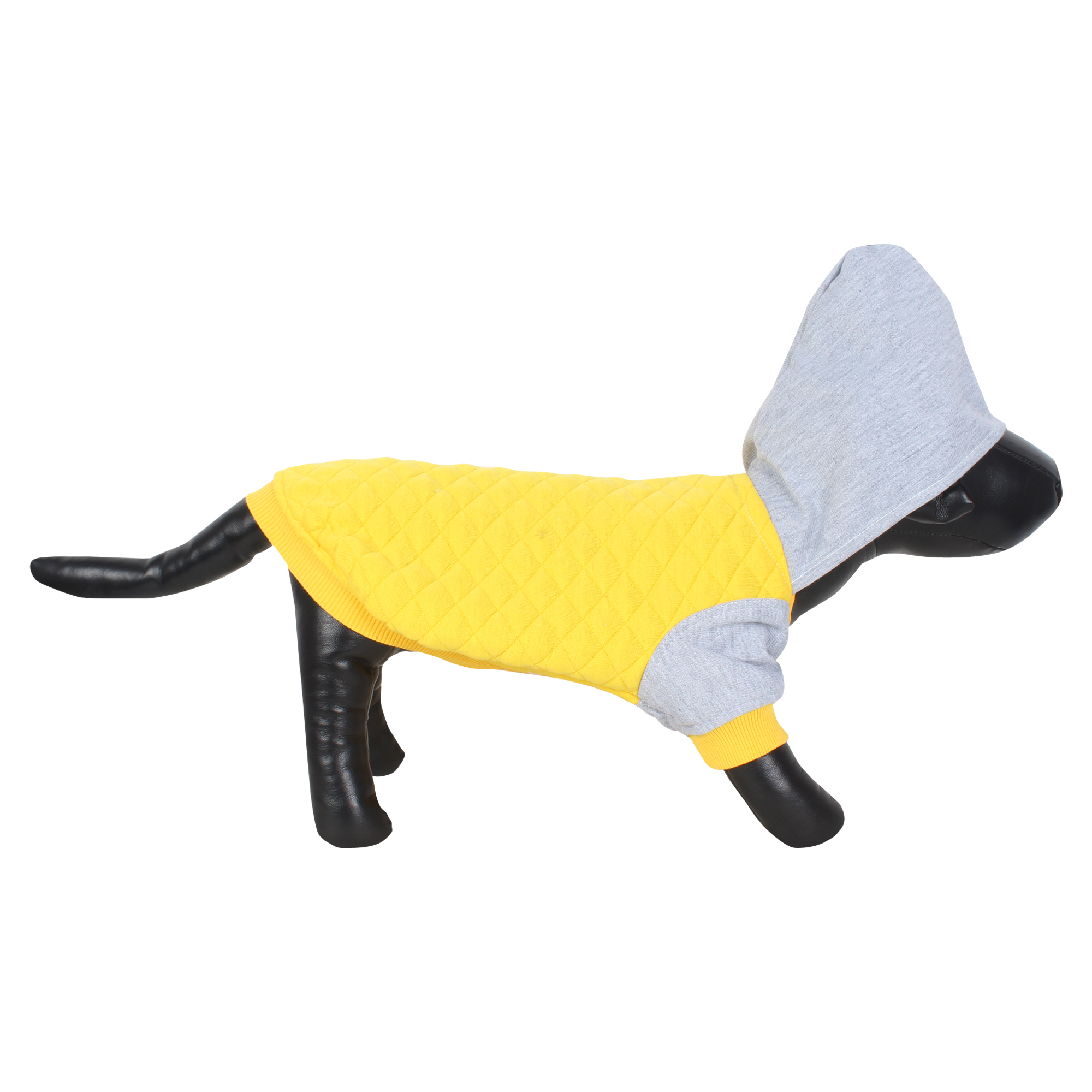 DOUGE COUTURE WINTER DOG JACKT yellow COLOR