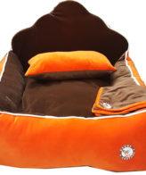 Dog Bed (ELEGANT CROWN)