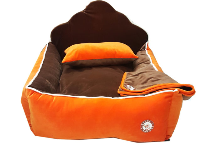 Dog Bed (ELEGANT CROWN)