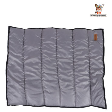 DOUGE COUTURE Portable Water Proof Mat Bed for Dogs and Cats |GREY 1