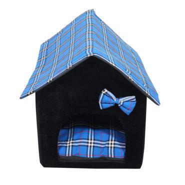 hut blueee