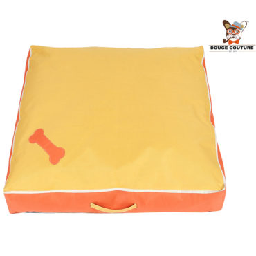 DOUGE COUTURE WATERPROOF Dog/CAT Orange Mattress 1